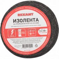 09-2407 Изолента ХБ Rexant 15 х 0,35 мм, (ролик 30 м/300 г) (1-ПОЛ)