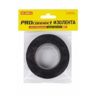 09-2409-4 Изолента ХБ PROconnect 18 х 0,35 мм, (ролик 11,3 м/80 г) (2-ПОЛ)