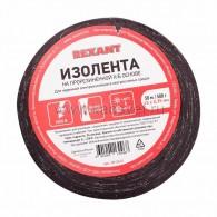 09-2412 Изолента ХБ Rexant 15 х 0,35 мм, (ролик 50 м/500 г) (1-ПОЛ)