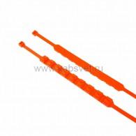07-7020 Хомут противоскольжения 900x9 мм оранжевый (уп.10 шт.) Rexant