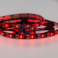 141-381 LED лента с USB коннектором 5 В, 8 мм, IP65, SMD 2835, 60 LED/m, цвет свечения красный
