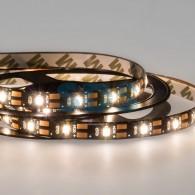 141-386 LED лента с USB коннектором 5 В, 8 мм, IP65, SMD 2835, 60 LED/m, цвет свечения теплый белый (3000 K)