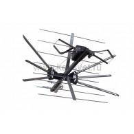 34-0401 ТВ антенна наружная «Активная» для аналогового и цифрового ТВ - DVB-T2 (модель RX-401) Rexant