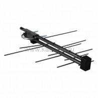 34-0421 ТB антенна наружная для цифрового телевидения DVB-T2 (модель RX-421) (пакет) Rexant