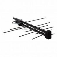34-0422 ТВ антенна наружная «Активная» для аналогового и цифрового ТВ - DVB-T2 (модель RX-422) (пакет) Rexant