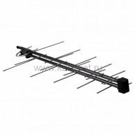 34-0424 ТВ антенна наружная «Активная» для аналогового и цифрового ТВ - DVB-T2 (модель RX-424) (пакет) Rexant