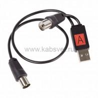 34-0450 Усилитель ТВ сигнала с питанием от USB, RX-450 Rexant