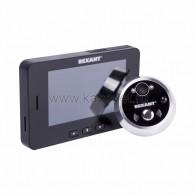 45-0249 Видеоглазок дверной Rexant, с функцией записи видео/фото по движению, ночной режим работы