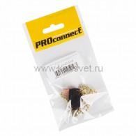 32-0102-9 Выключатель для настенного светильника с цепочкой 270 мм «Gold» индивидуальная упаковка 1 шт. PROconnect