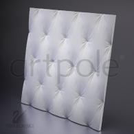 Гипсовая панель SvDekor Aristocrate 600х600мм Swarovski кристаллы