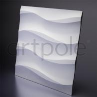 Гипсовая панель SvDekor Cotton 600*600*20мм