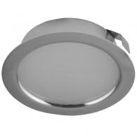 Мебельный светодиодный светильник Светкомплект CK50M-4 220V 4W 330Lm 4000K хром ф72мм