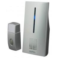 Звонок Zamel BRILLO беспроводной радиус действия 100м (питание от батареек) ST 372